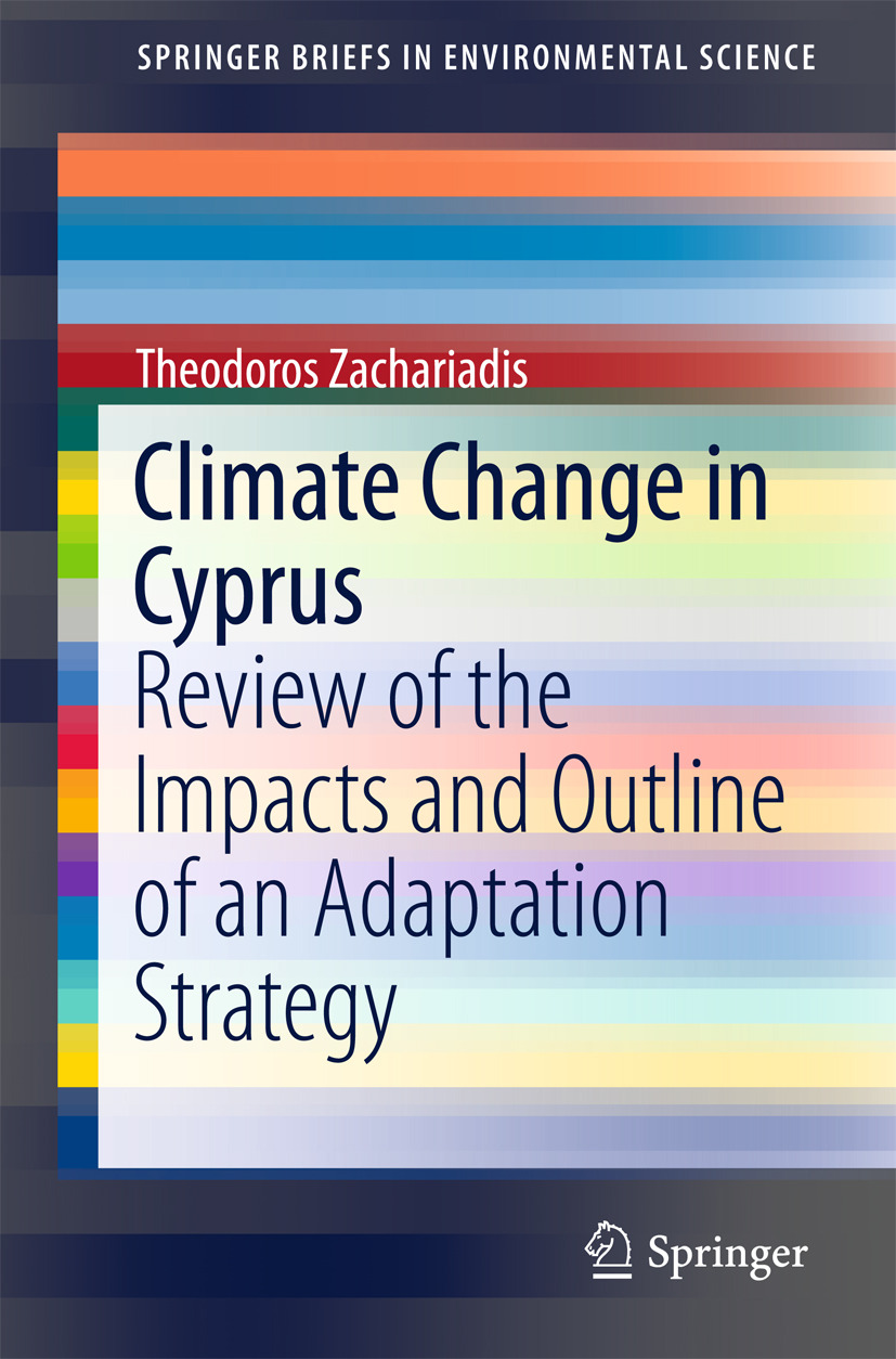 Zachariadis, Theodoros - Climate Change in Cyprus, ebook