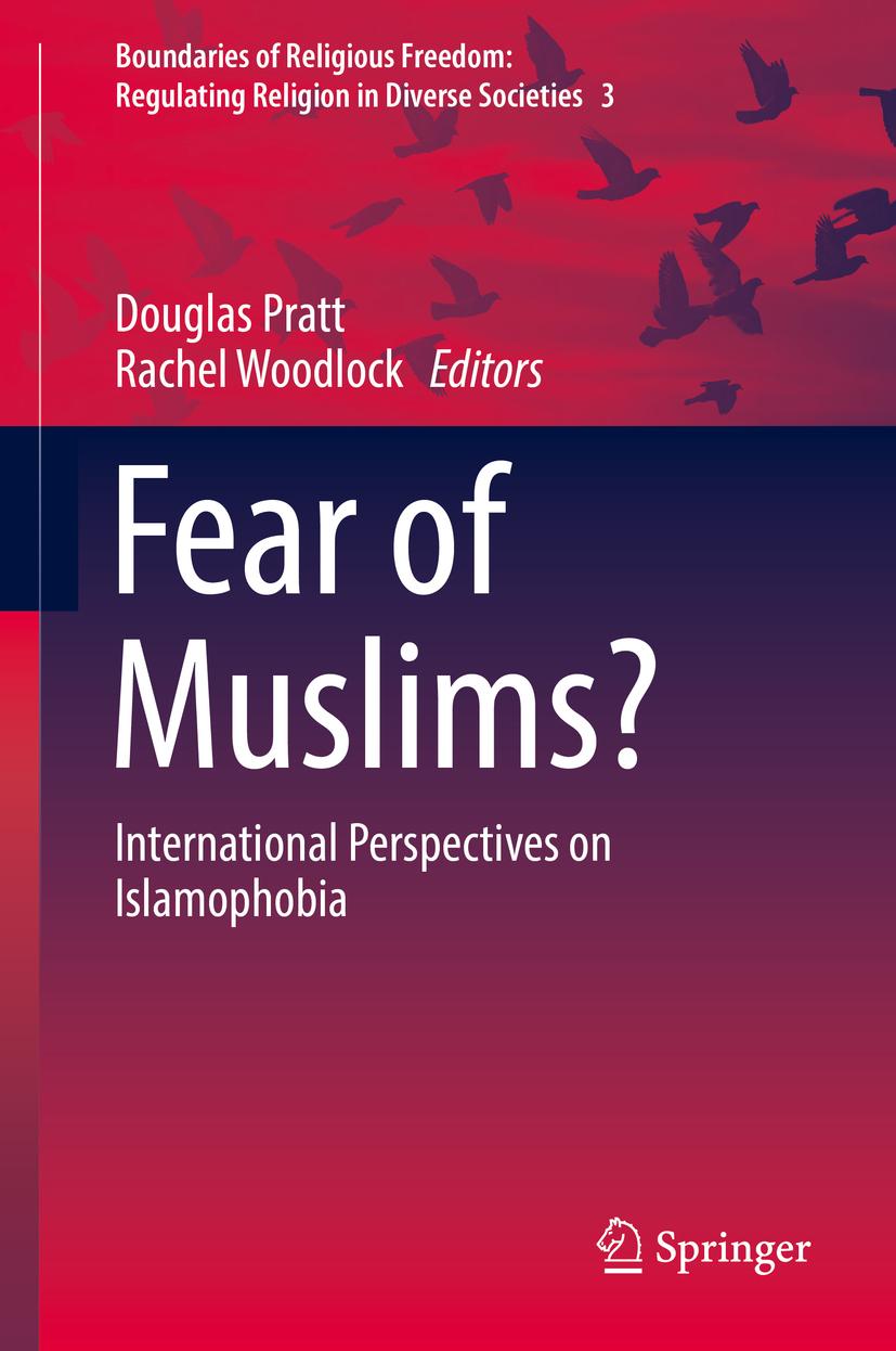 Pratt, Douglas - Fear of Muslims?, ebook