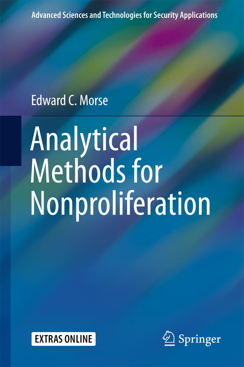 Morse, Edward C. - Analytical Methods for Nonproliferation, ebook