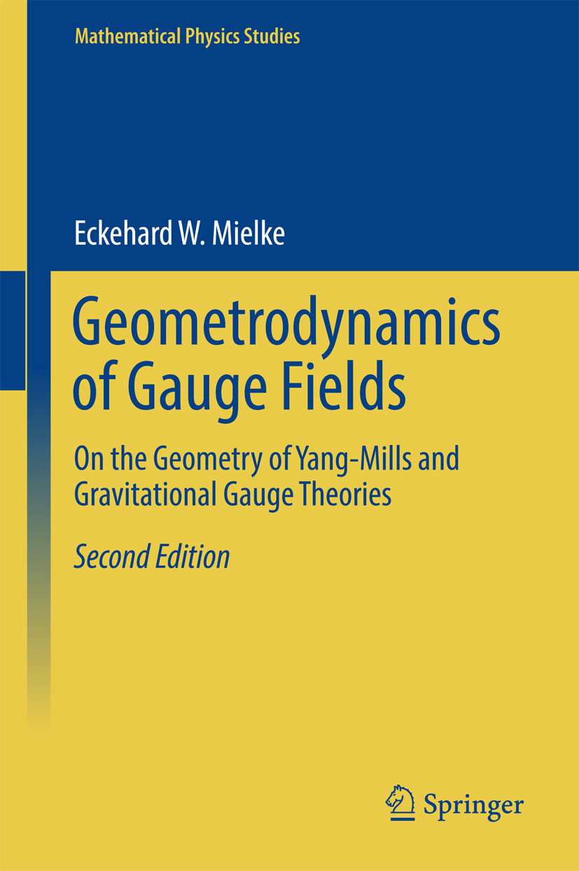 Mielke, Eckehard W. - Geometrodynamics of Gauge Fields, ebook