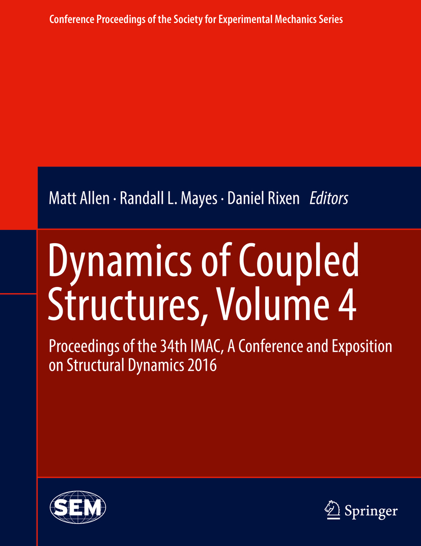 Allen, Matt - Dynamics of Coupled Structures, Volume 4, e-bok