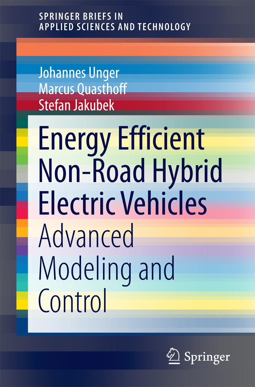 Jakubek, Stefan - Energy Efficient Non-Road Hybrid Electric Vehicles, ebook