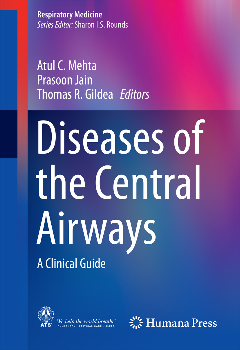 Gildea, Thomas R. - Diseases of the Central Airways, ebook