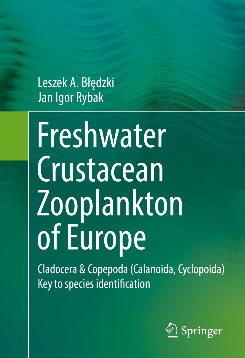 Bledzki, Leszek A. - Freshwater Crustacean Zooplankton of Europe, ebook