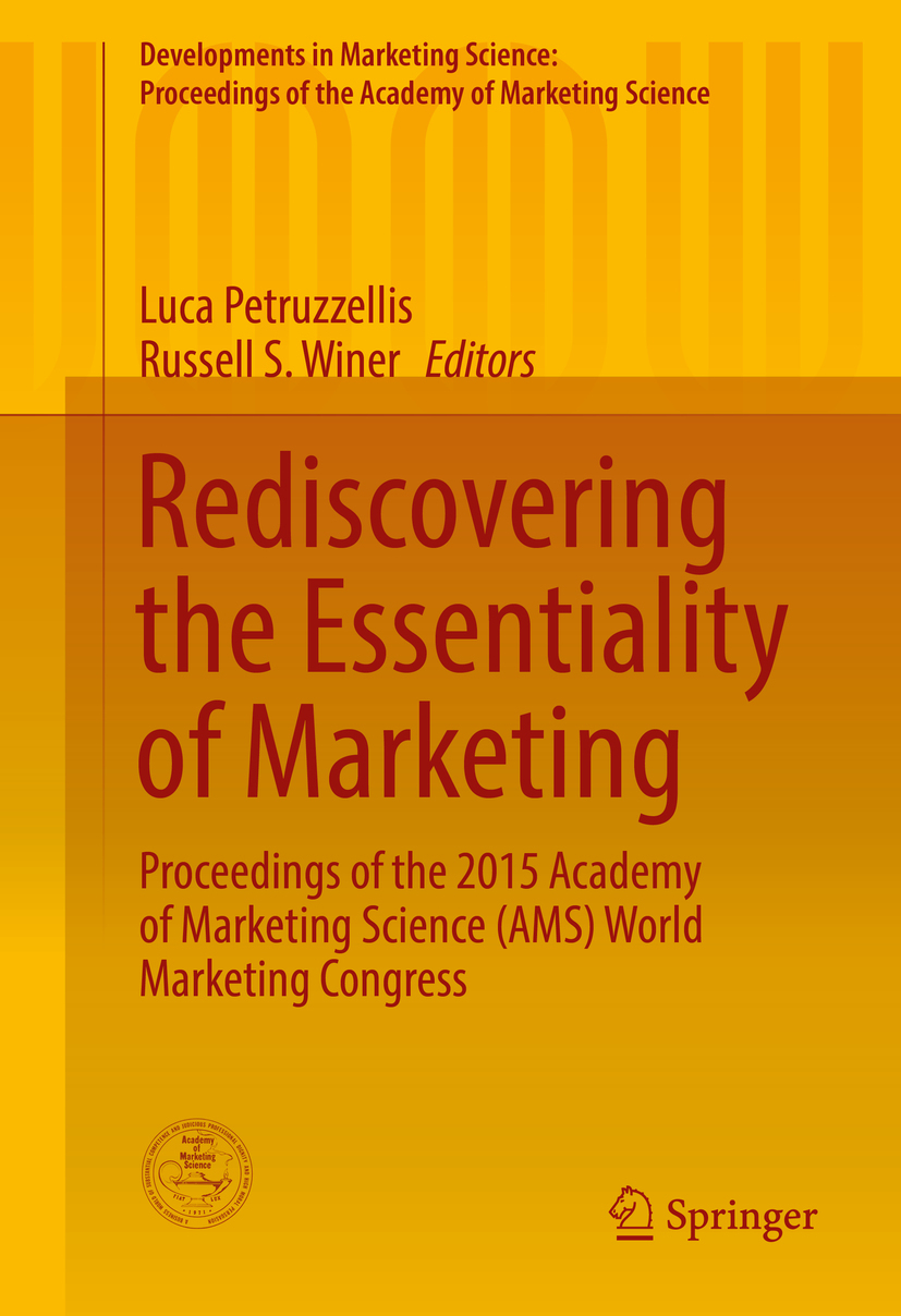 Petruzzellis, Luca - Rediscovering the Essentiality of Marketing, e-kirja