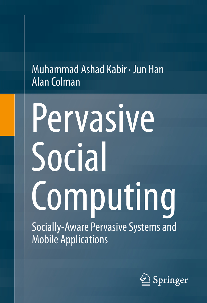 Colman, Alan - Pervasive Social Computing, ebook