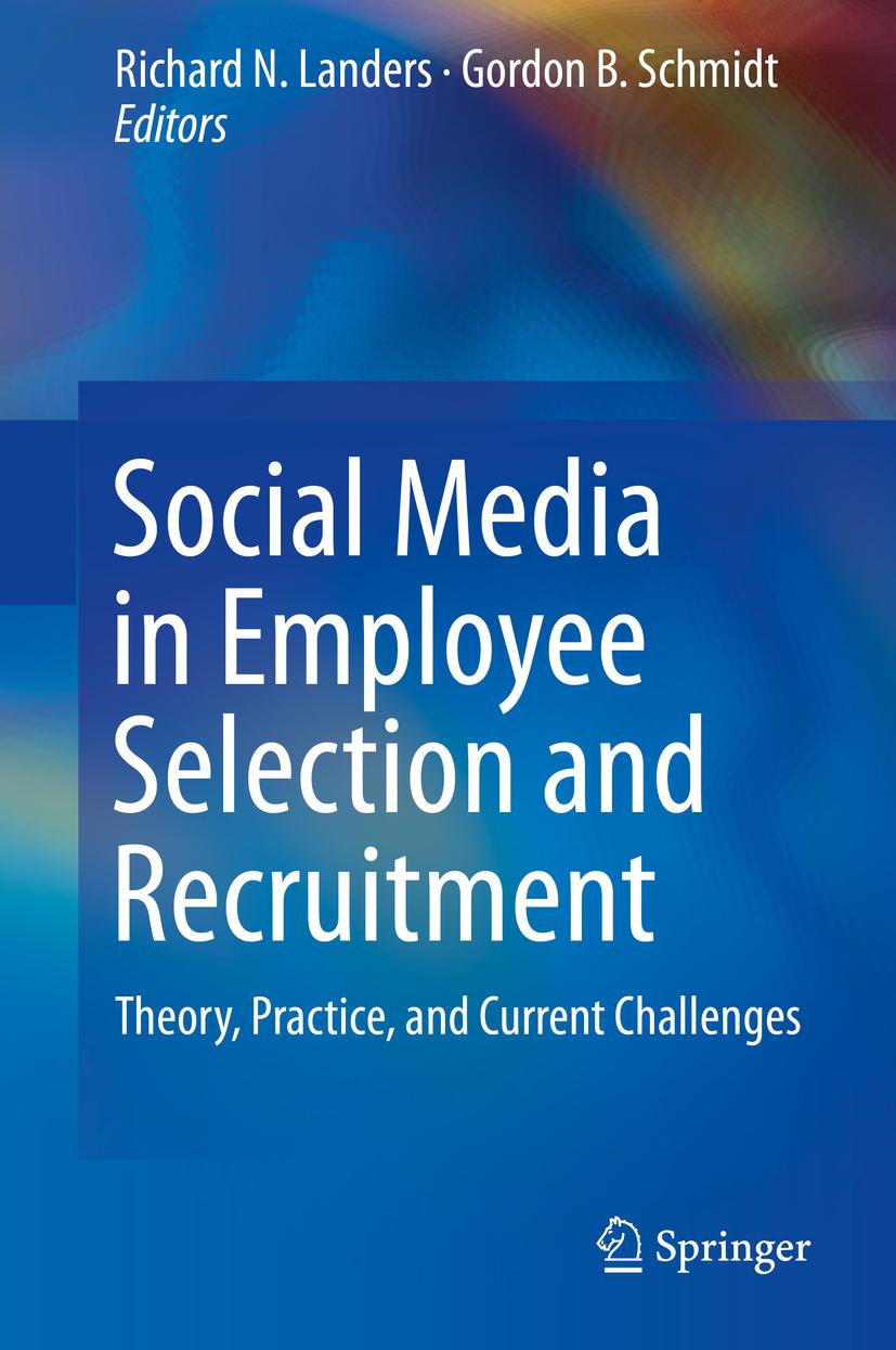 Landers, Richard N - Social Media in Employee Selection and Recruitment, ebook