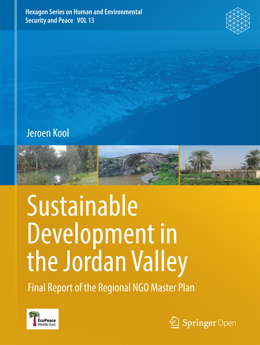 Kool, Jeroen - Sustainable Development in the Jordan Valley, ebook