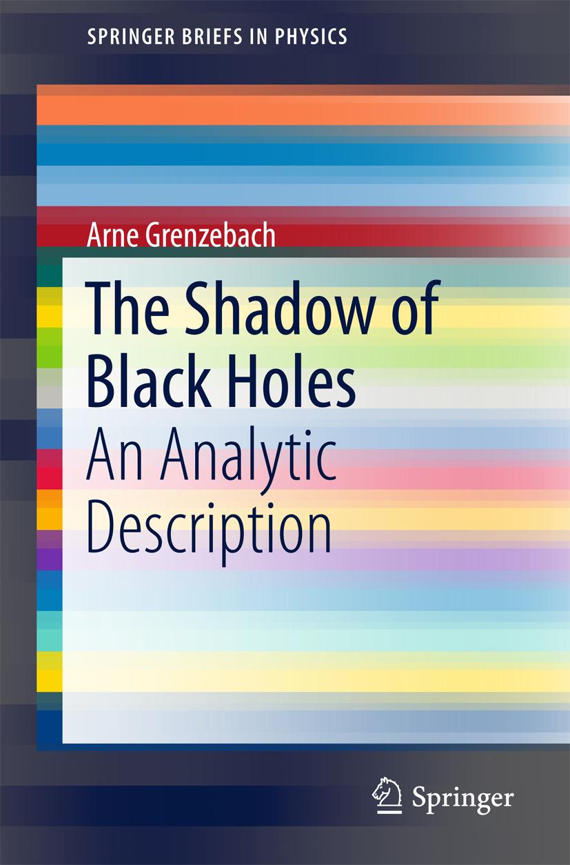 Grenzebach, Arne - The Shadow of Black Holes, ebook