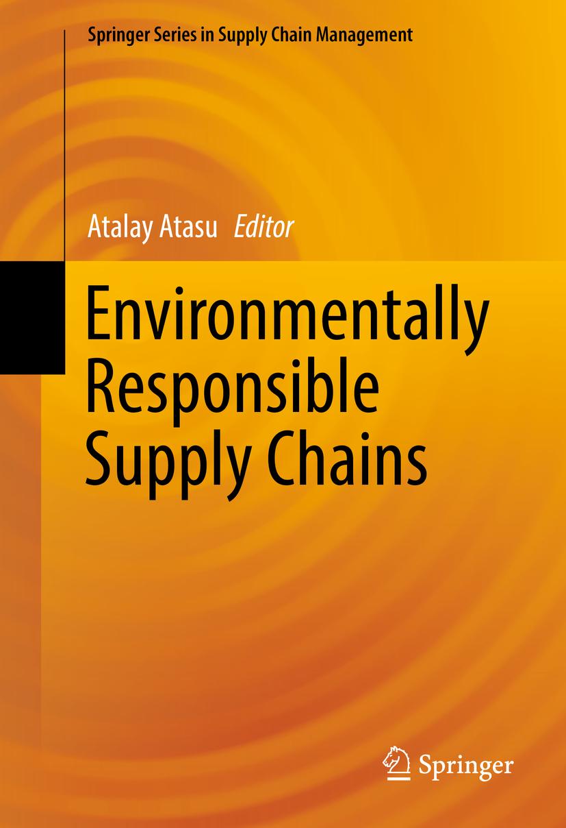 Atasu, Atalay - Environmentally Responsible Supply Chains, ebook