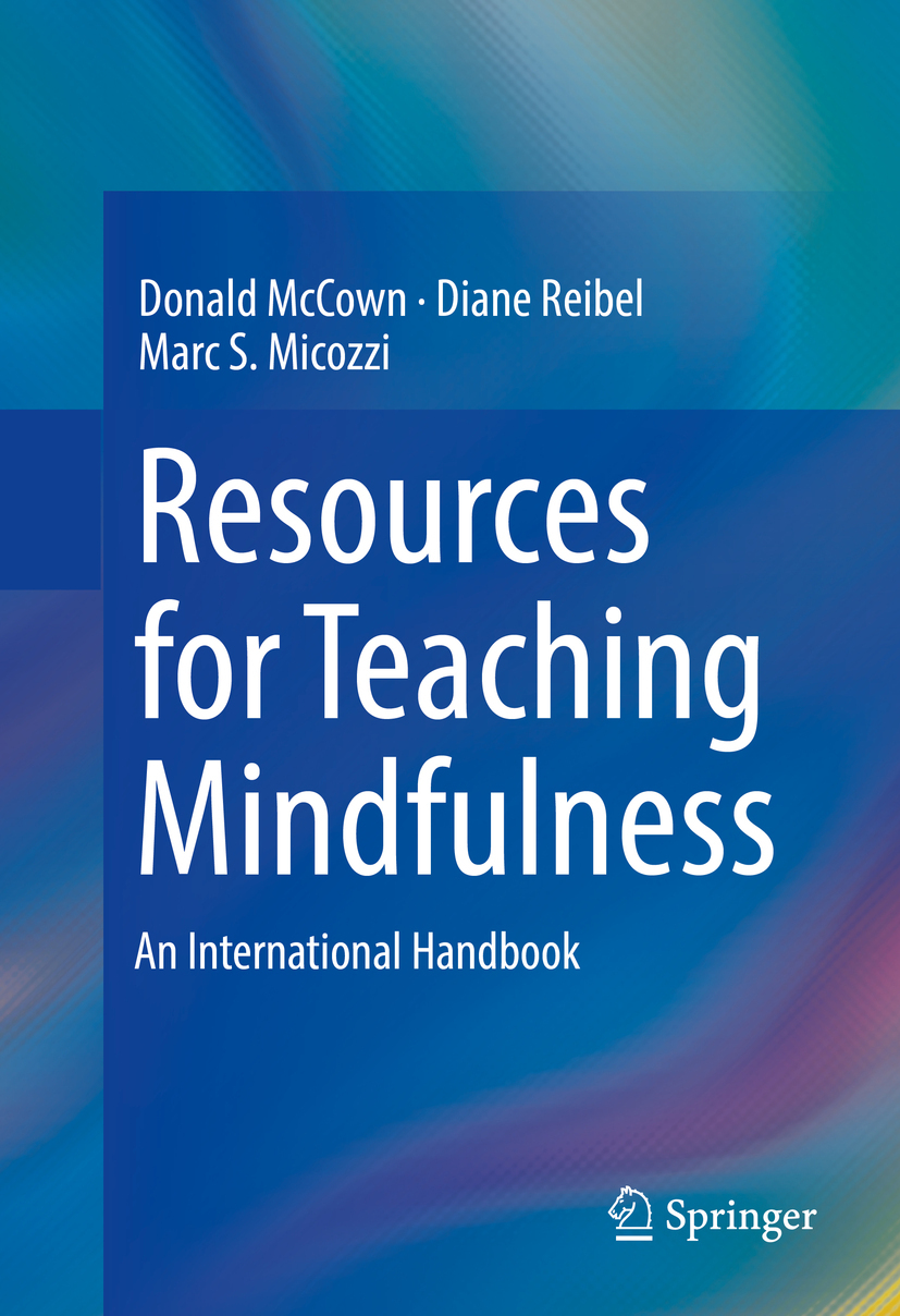 McCown, Donald - Resources for Teaching Mindfulness, ebook