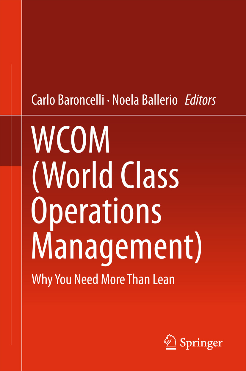 Ballerio, Noela - WCOM (World Class Operations Management), ebook