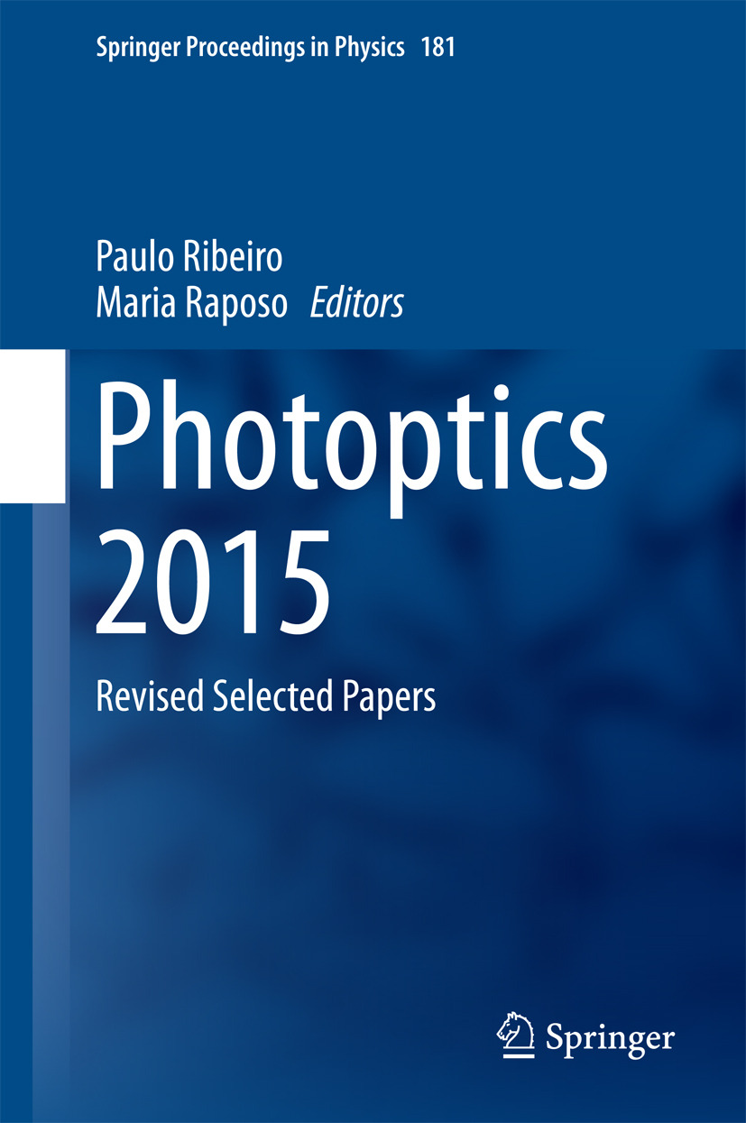 Raposo, Maria - Photoptics 2015, ebook