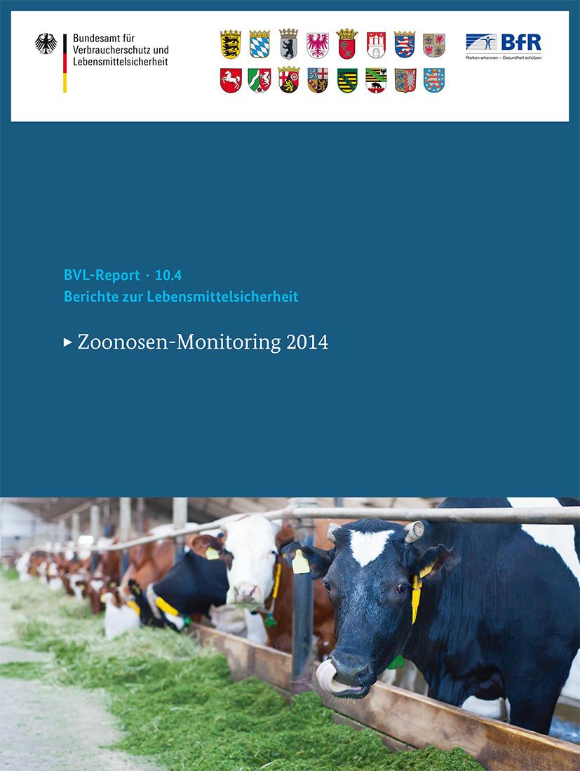 - Berichte zur Lebensmittelsicherheit 2014, ebook