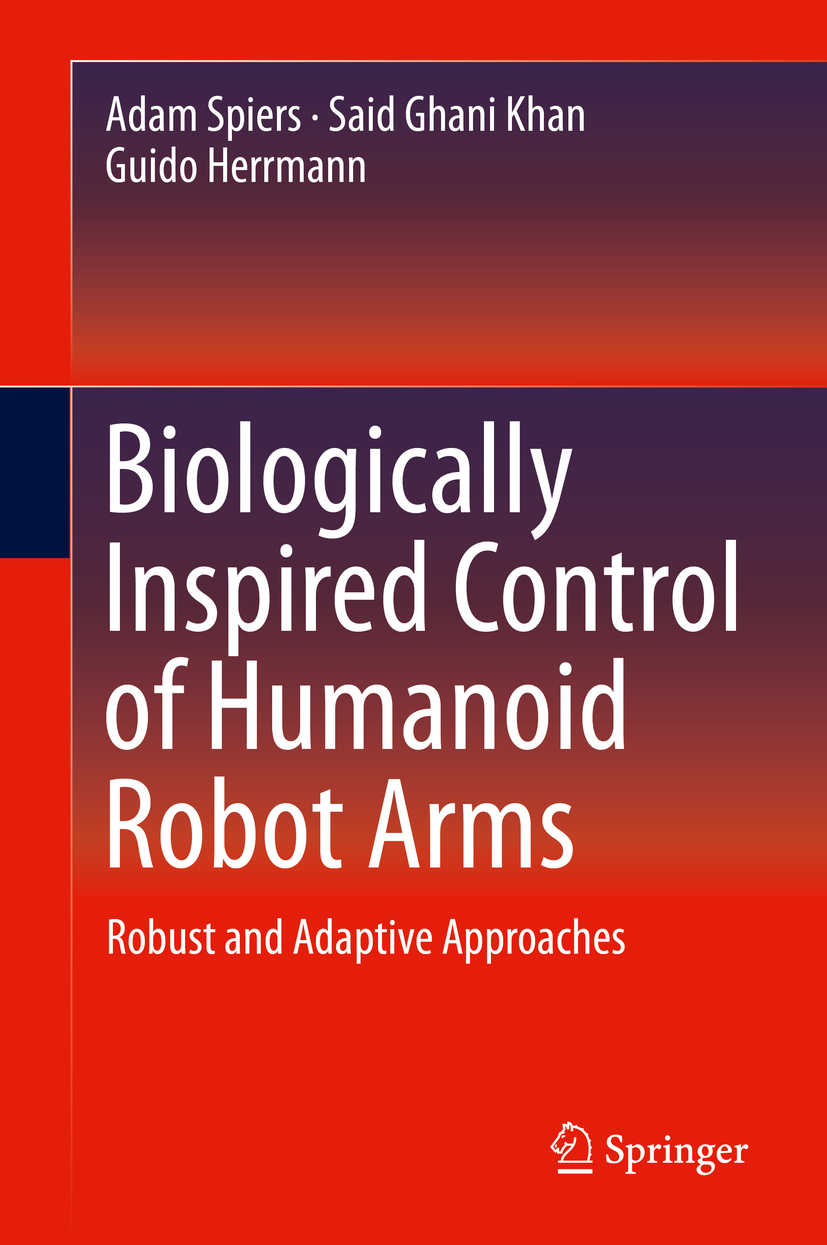 Herrmann, Guido - Biologically Inspired Control of Humanoid Robot Arms, ebook