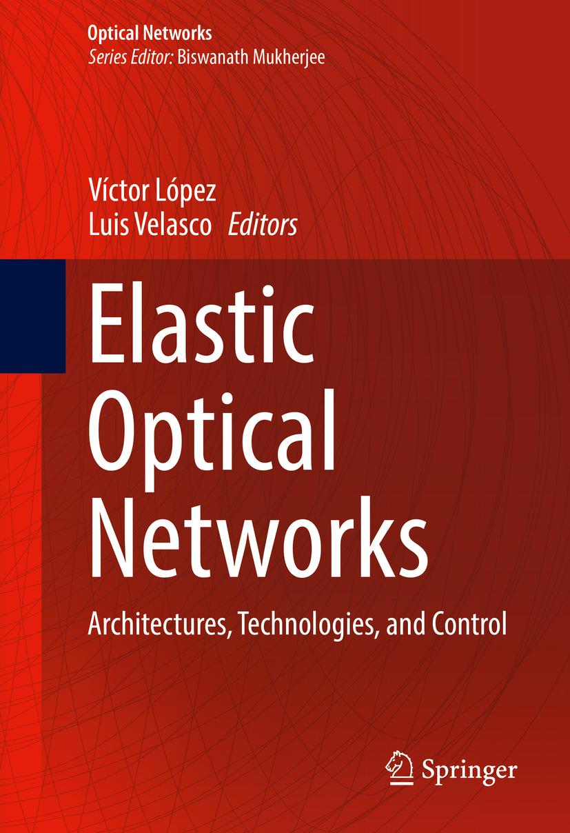 López, Víctor - Elastic Optical Networks, ebook