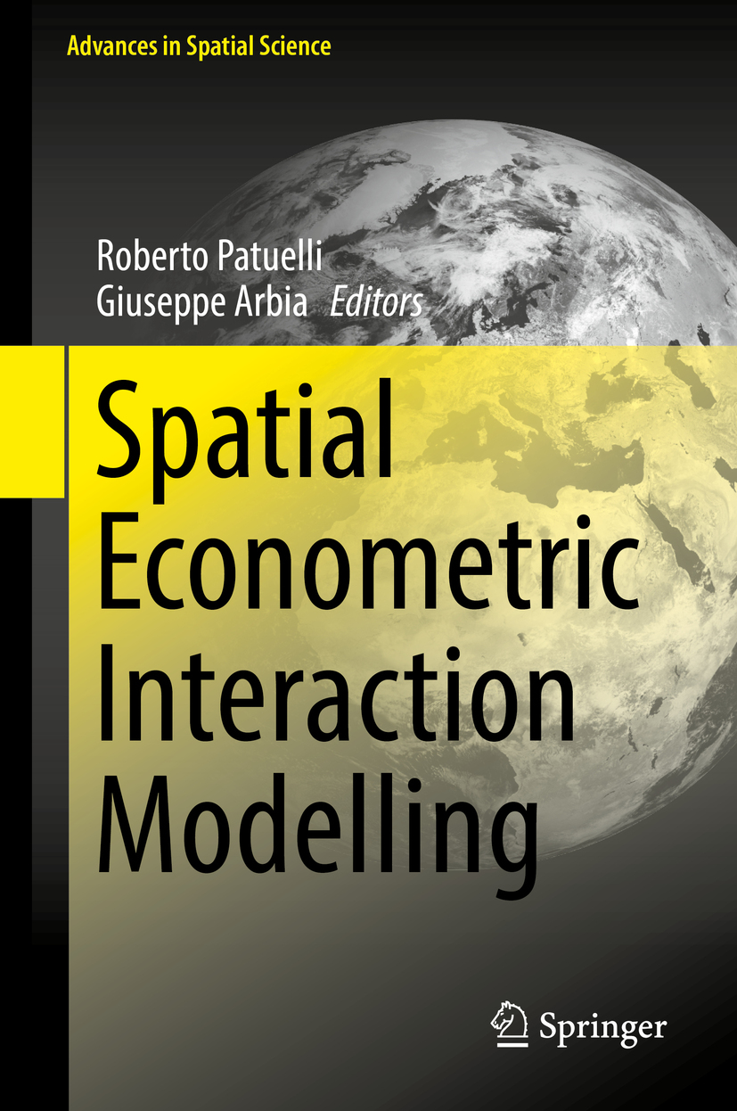 Arbia, Giuseppe - Spatial Econometric Interaction Modelling, ebook