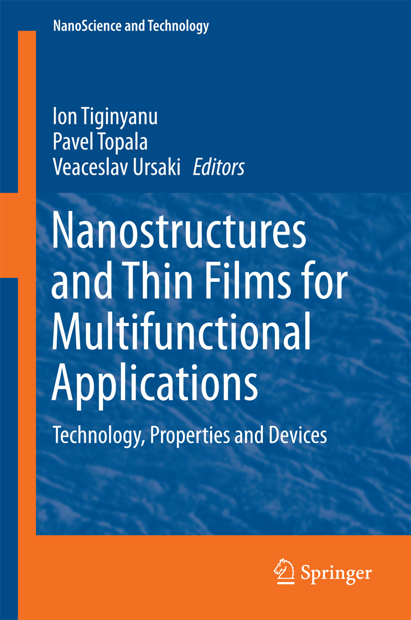 Tiginyanu, Ion - Nanostructures and Thin Films for Multifunctional Applications, ebook