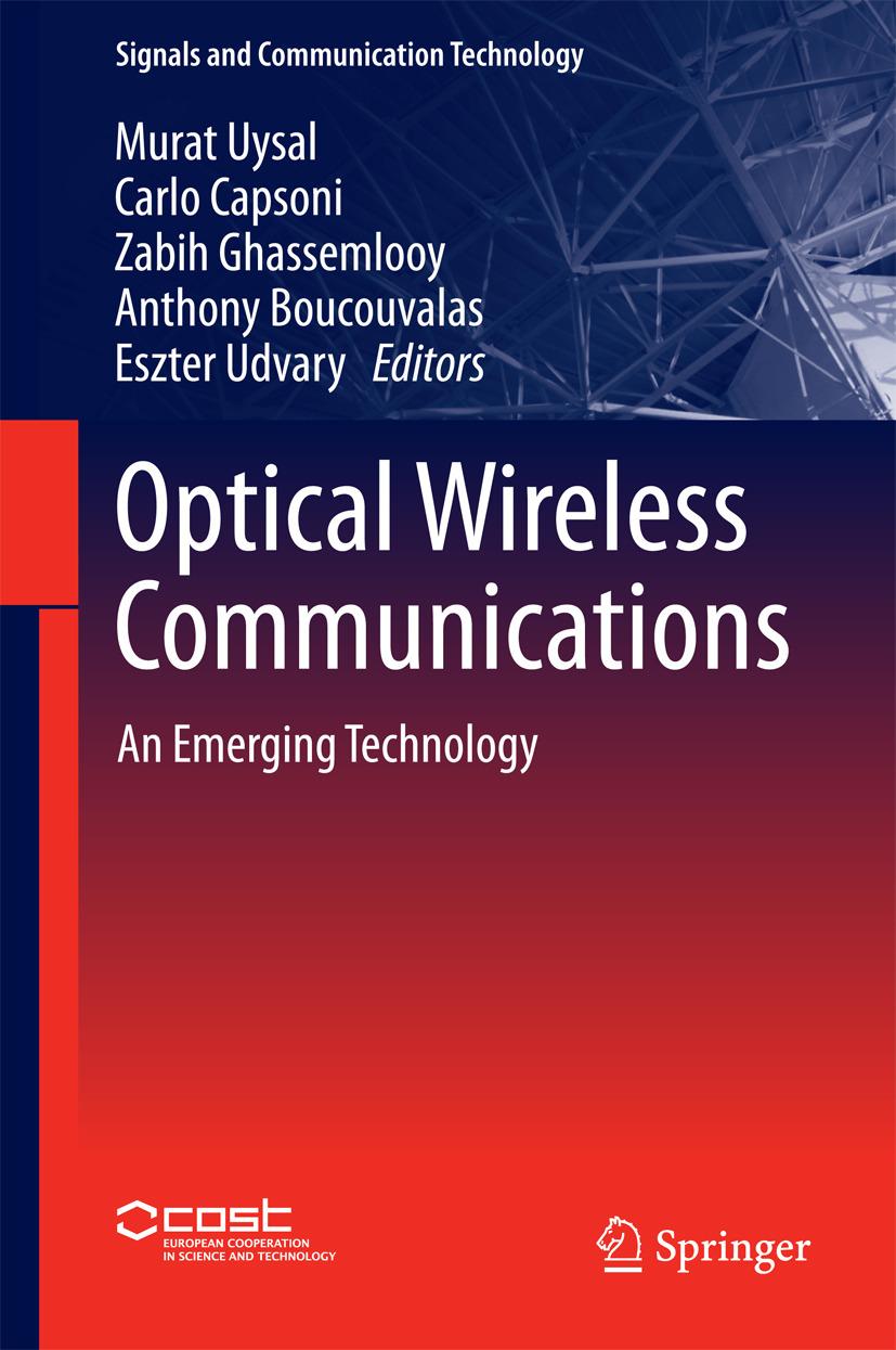 Boucouvalas, Anthony - Optical Wireless Communications, ebook