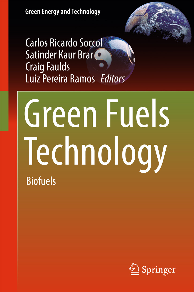 Brar, Satinder Kaur - Green Fuels Technology, ebook