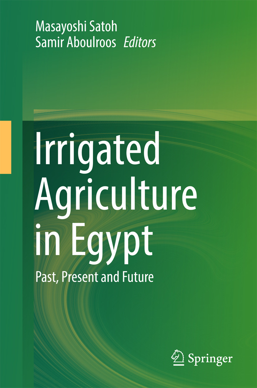, Samir Aboulroos - Irrigated Agriculture in Egypt, ebook