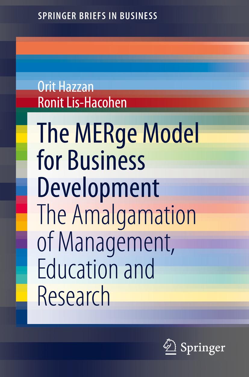 Hazzan, Orit - The MERge Model for Business Development, ebook
