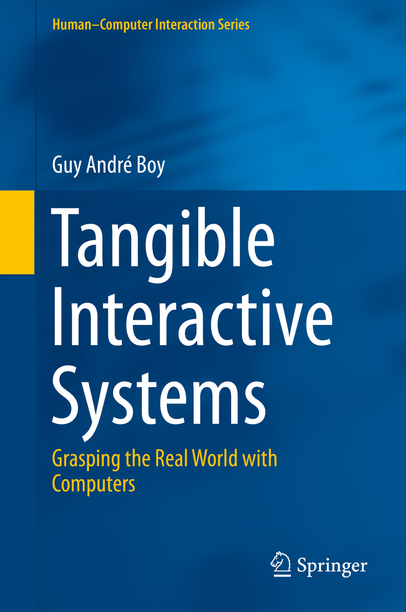 Boy, Guy André - Tangible Interactive Systems, ebook