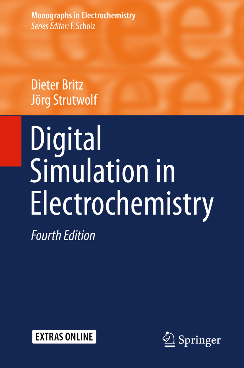Britz, Dieter - Digital Simulation in Electrochemistry, ebook