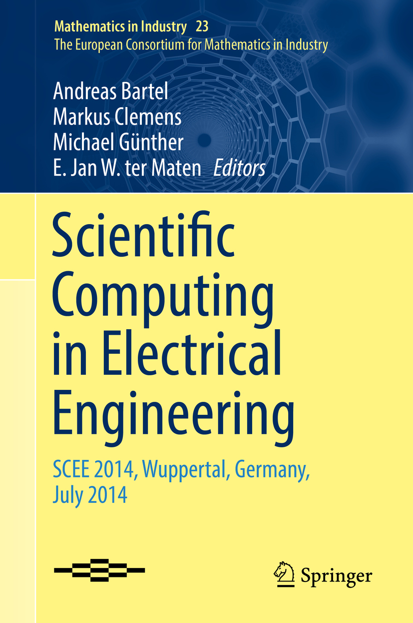 Bartel, Andreas - Scientific Computing in Electrical Engineering, e-bok