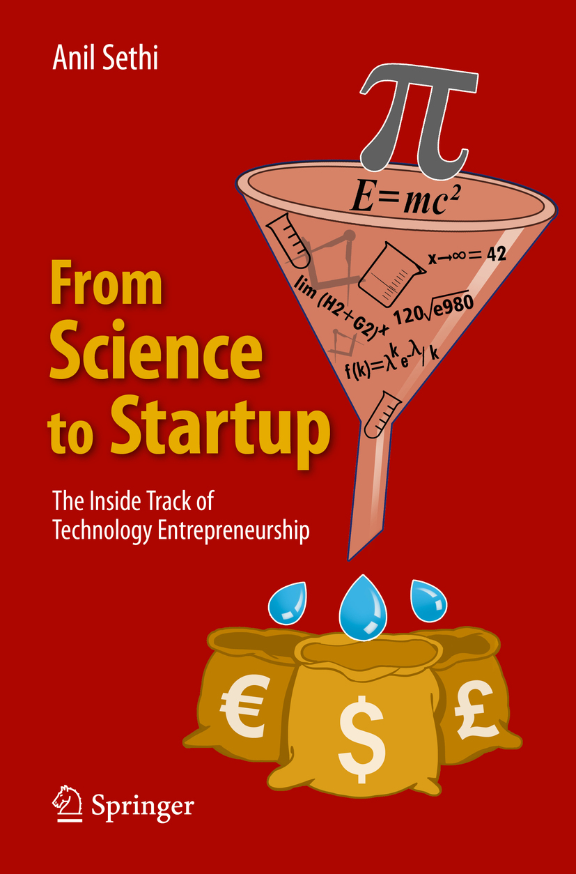 Sethi, Anil - From Science to Startup, ebook