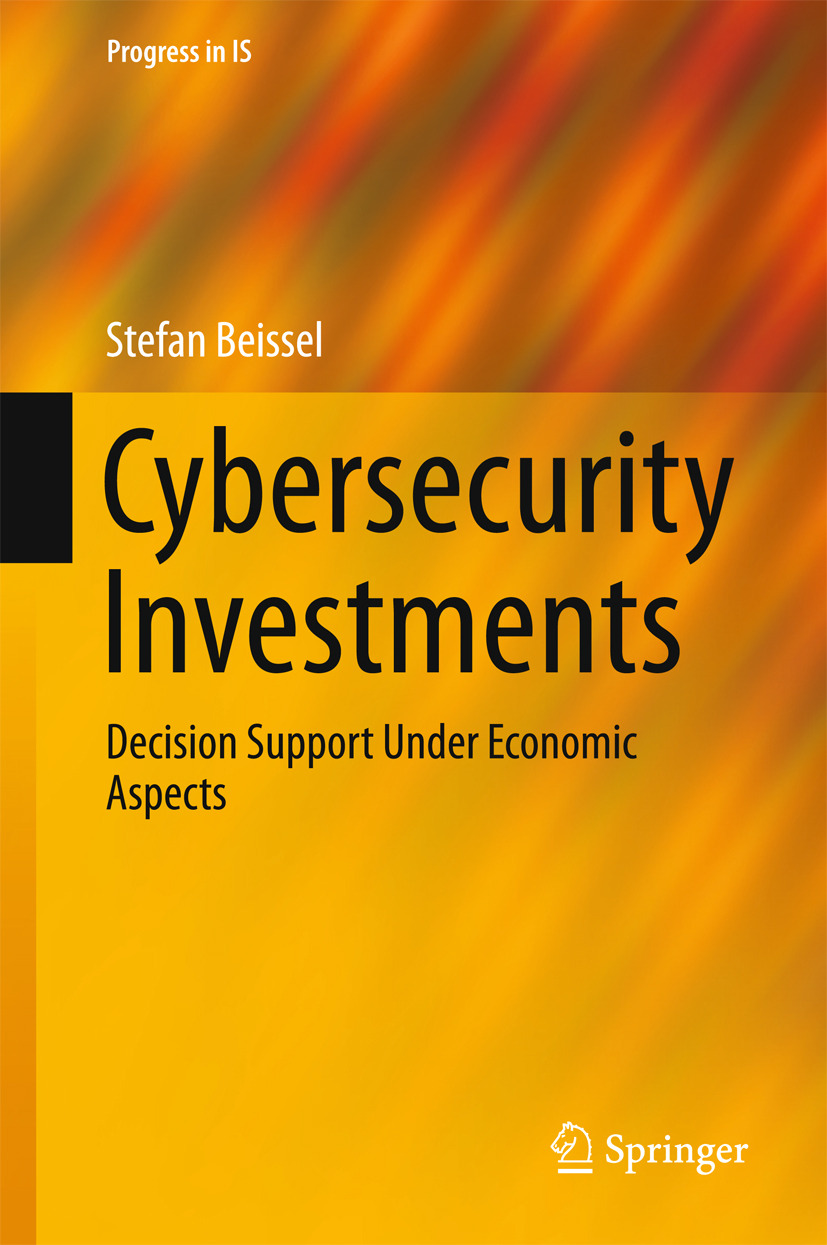 Beissel, Stefan - Cybersecurity Investments, ebook