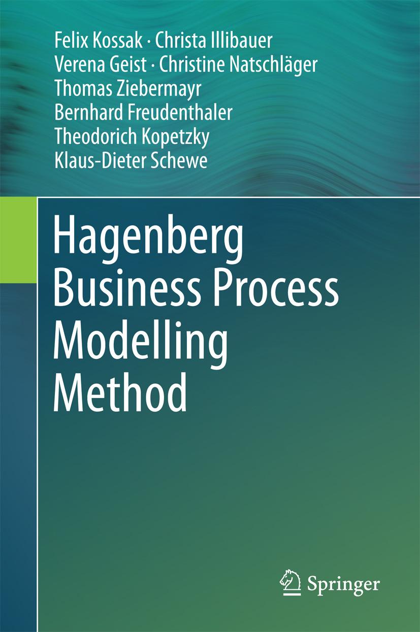 Freudenthaler, Bernhard - Hagenberg Business Process Modelling Method, ebook