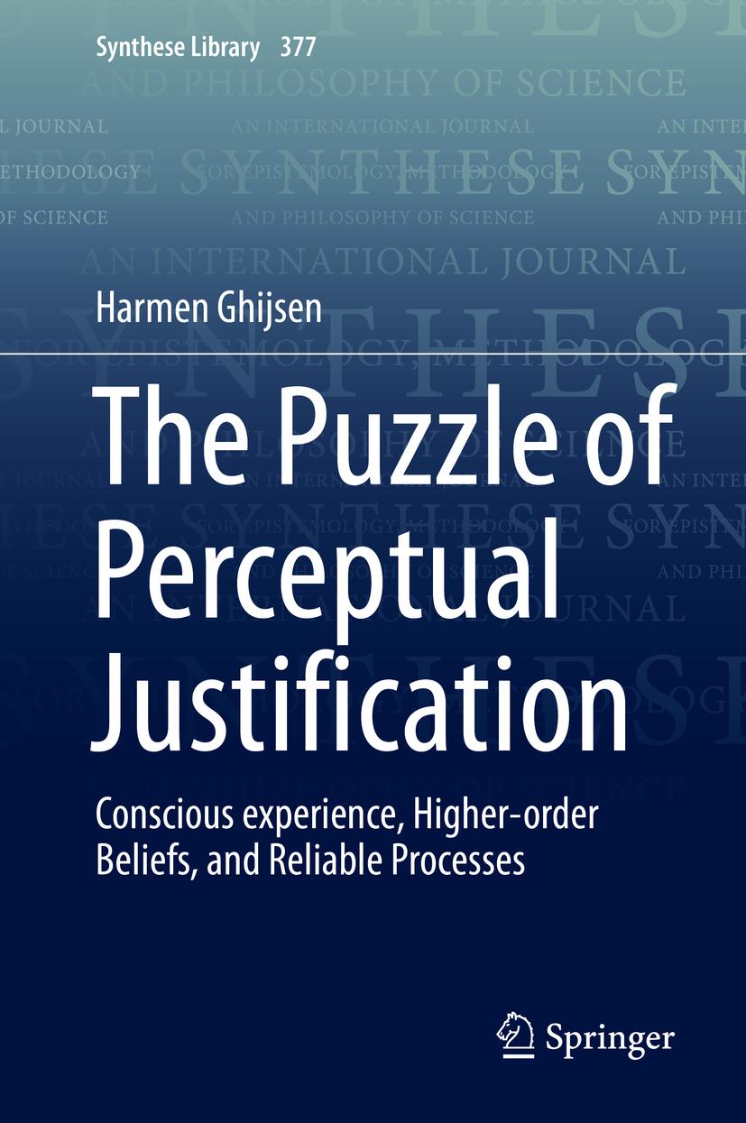 Ghijsen, Harmen - The Puzzle of Perceptual Justification, ebook