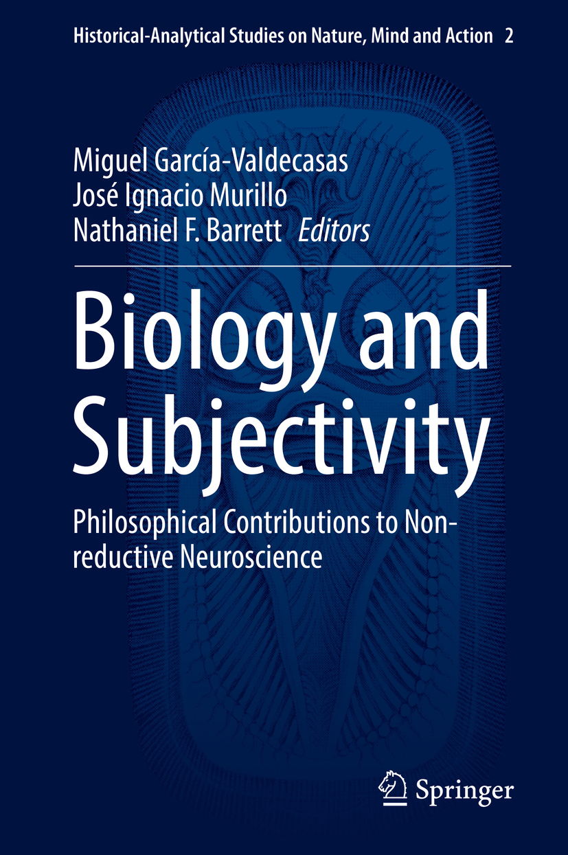 Barrett, Nathaniel F. - Biology and Subjectivity, ebook