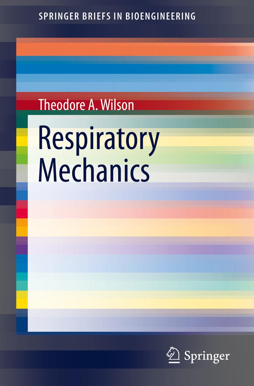 Wilson, Theodore A. - Respiratory Mechanics, ebook