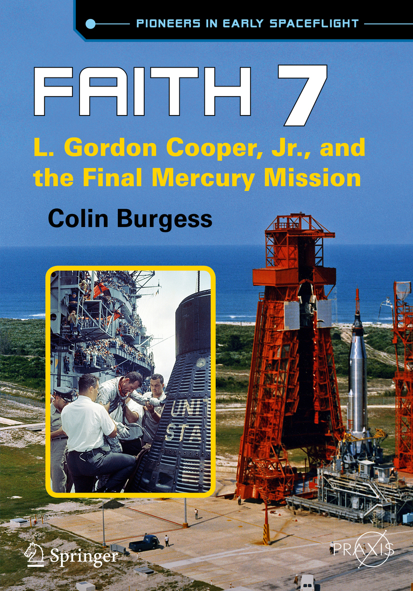 Burgess, Colin - Faith 7, ebook