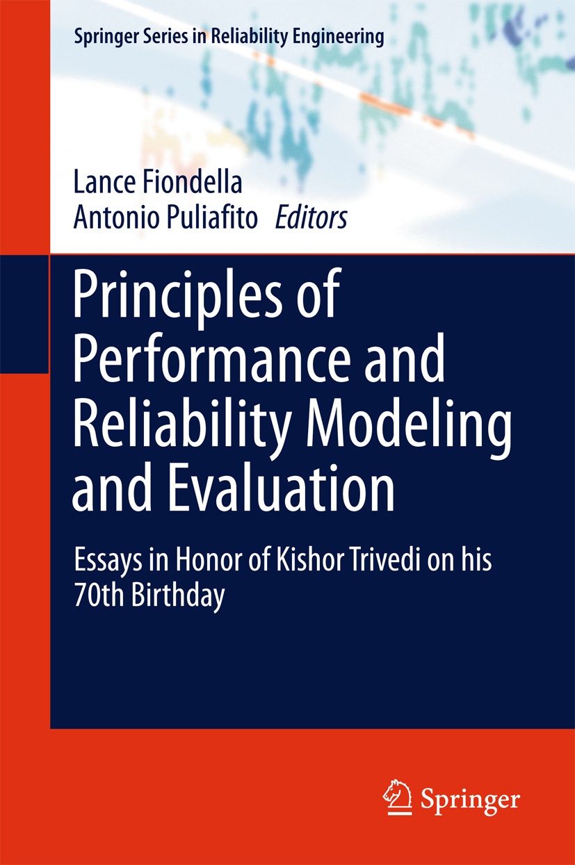 Fiondella, Lance - Principles of Performance and Reliability Modeling and Evaluation, e-kirja