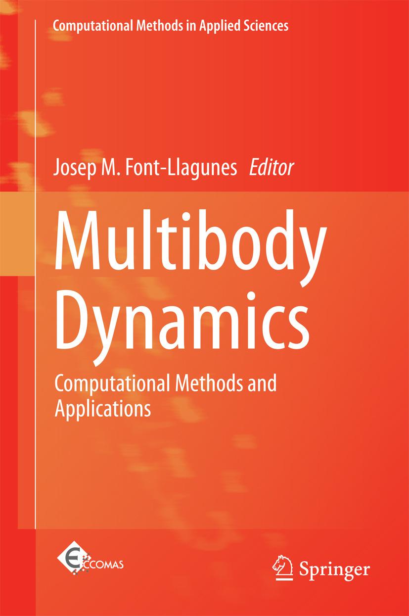 Font-Llagunes, Josep M. - Multibody Dynamics, ebook