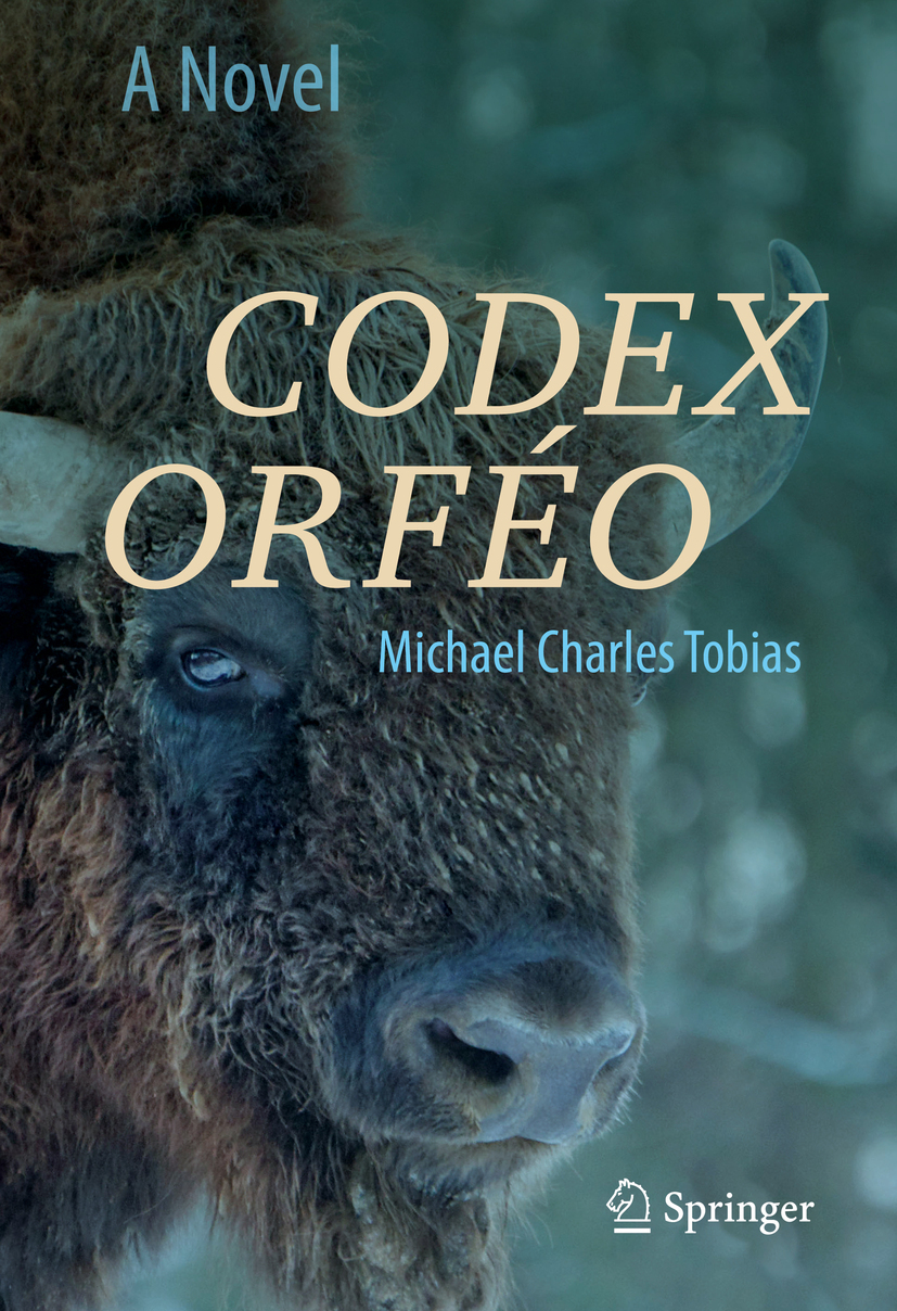 Tobias, Michael Charles - Codex Orféo, ebook