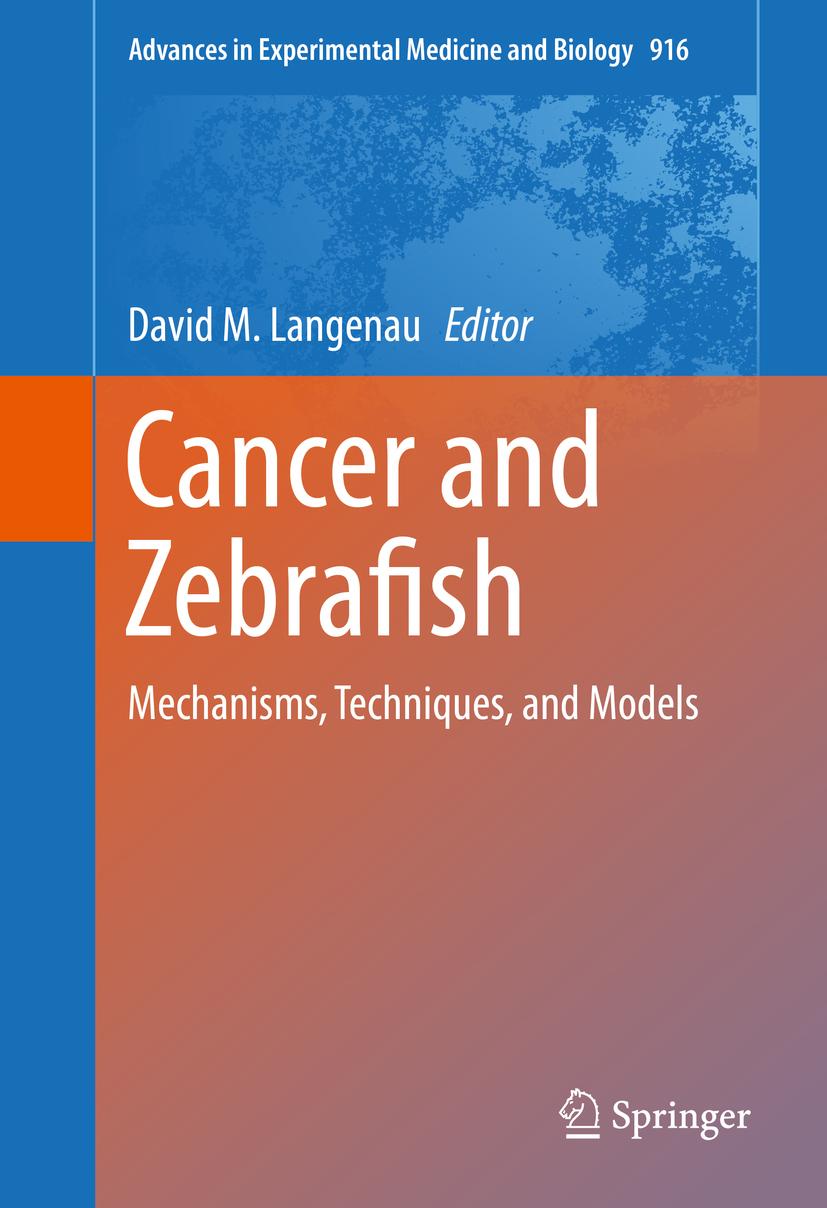 Langenau, David M. - Cancer and Zebrafish, ebook