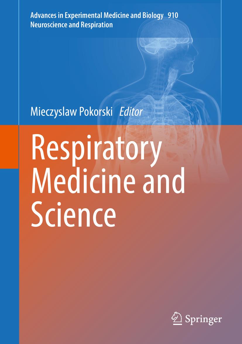 Pokorski, Mieczyslaw - Respiratory Medicine and Science, ebook