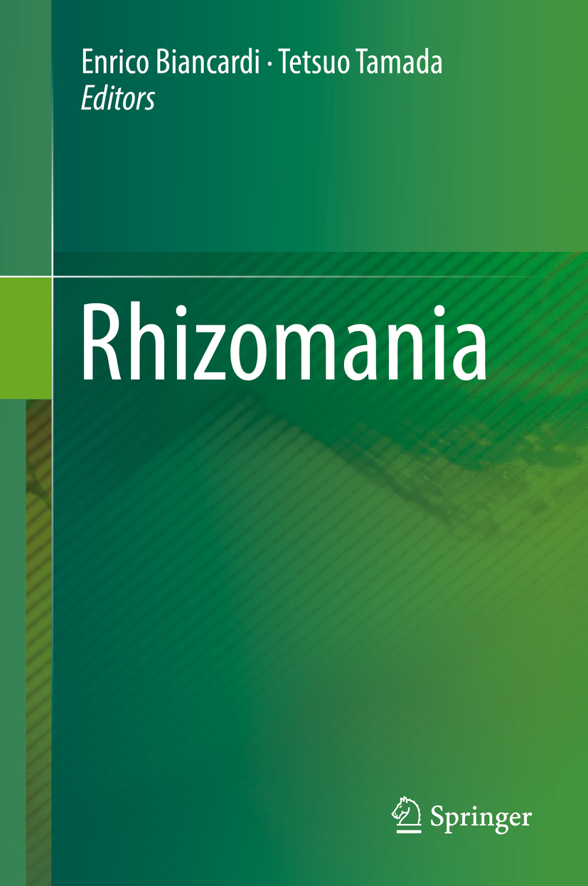 Biancardi, Enrico - Rhizomania, ebook