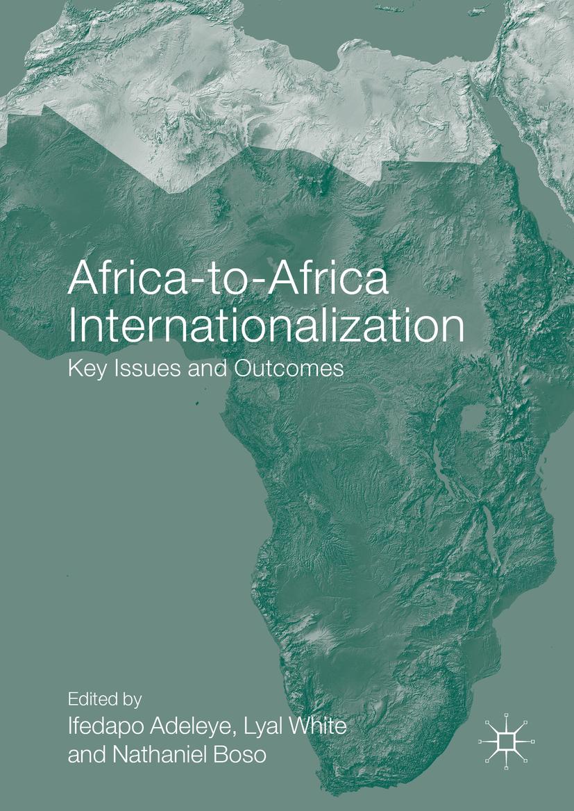 Adeleye, Ifedapo - Africa-to-Africa Internationalization, ebook
