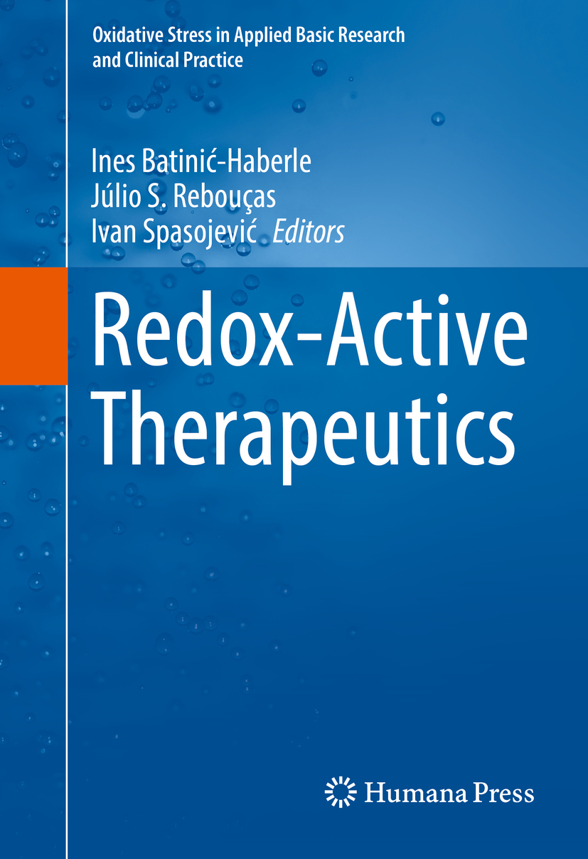Batinić-Haberle, Ines - Redox-Active Therapeutics, ebook
