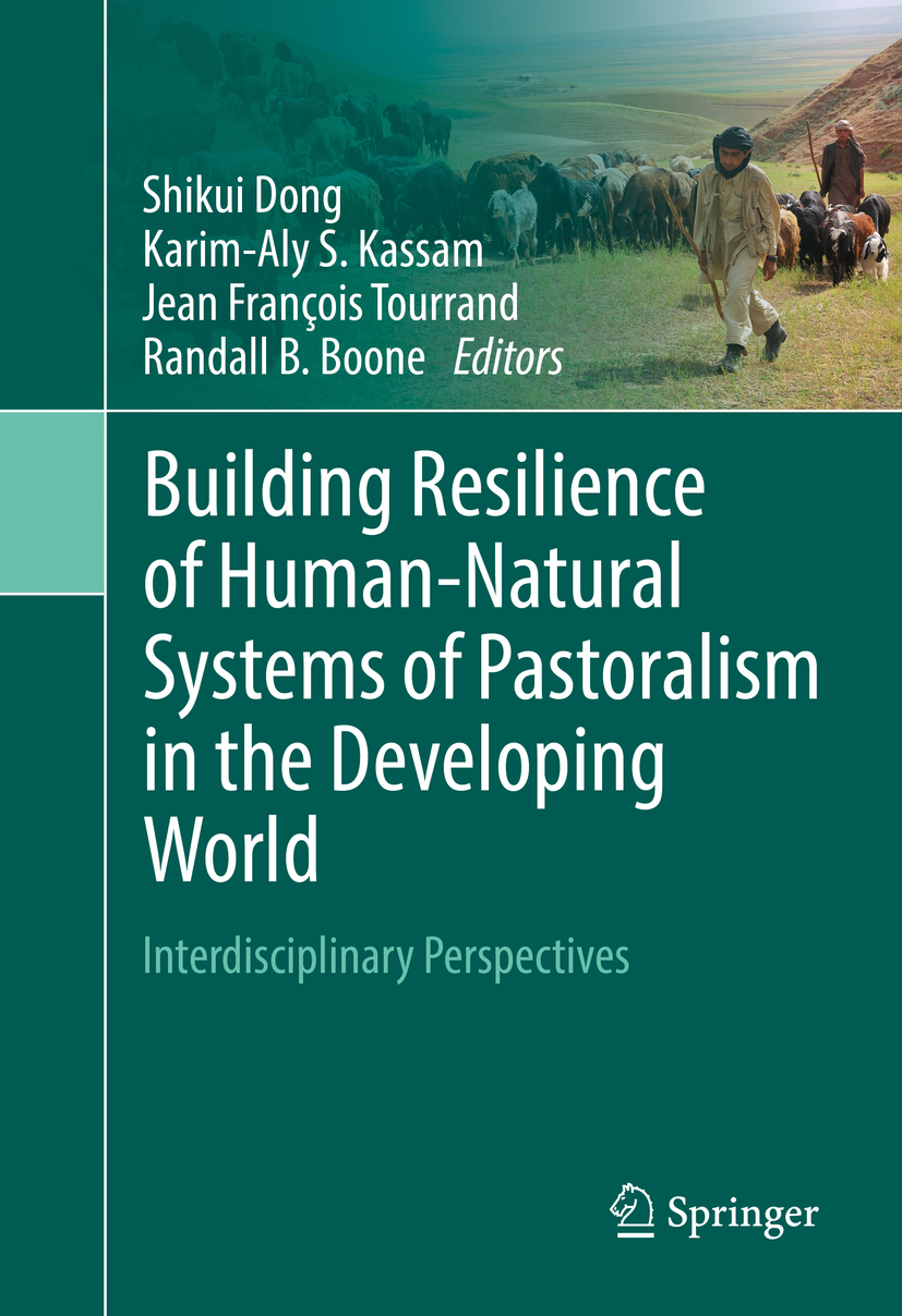 Boone, Randall B. - Building Resilience of Human-Natural Systems of Pastoralism in the Developing World, ebook