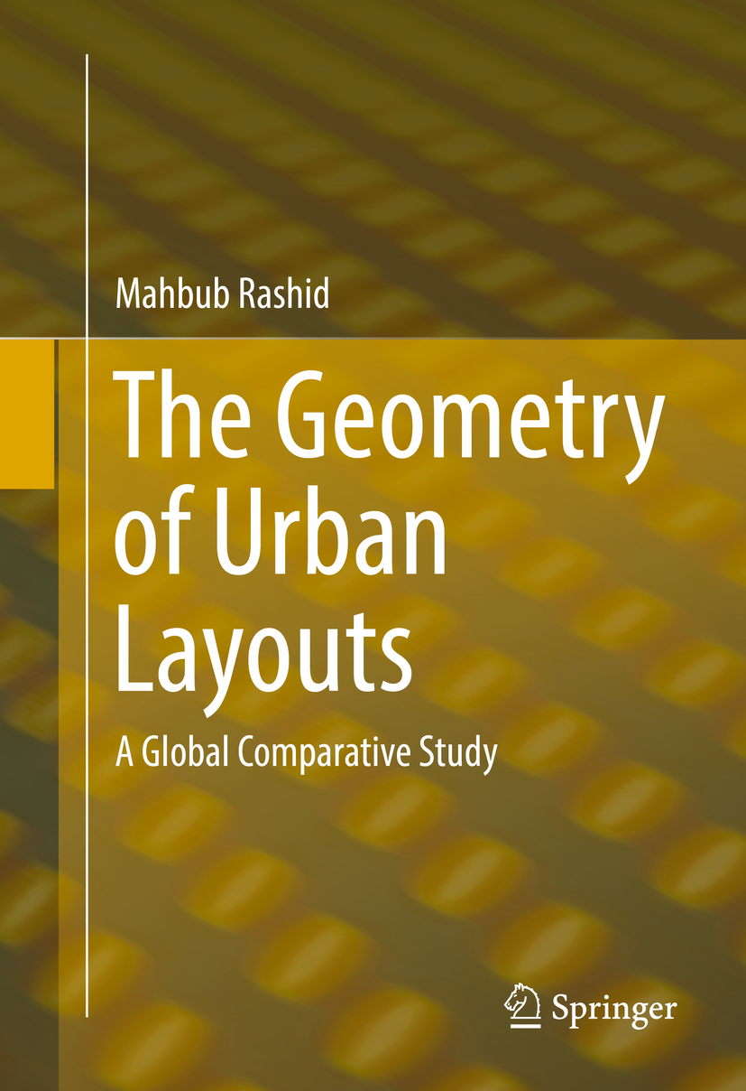 Rashid, Mahbub - The Geometry of Urban Layouts, ebook