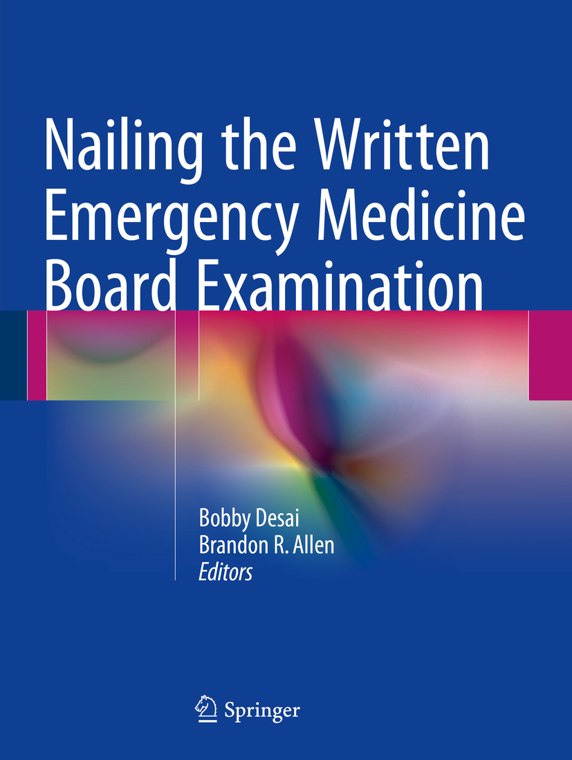 Allen, Brandon - Nailing the Written Emergency Medicine Board Examination, ebook