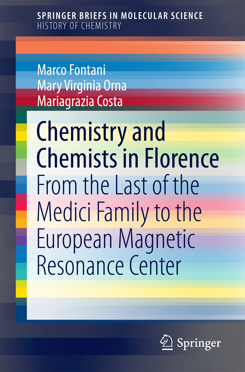 Costa, Mariagrazia - Chemistry and Chemists in Florence, ebook