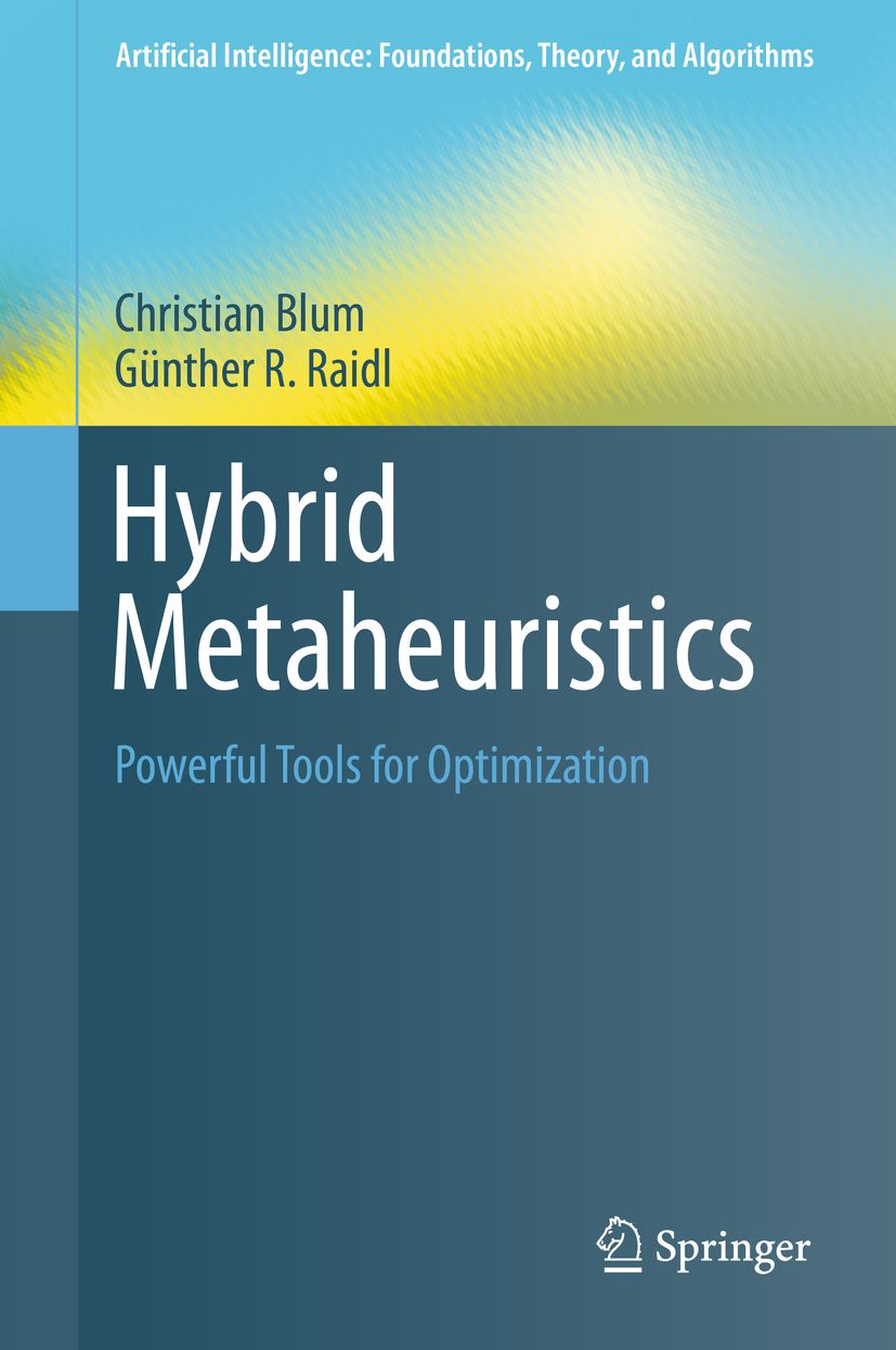 Blum, Christian - Hybrid Metaheuristics, ebook