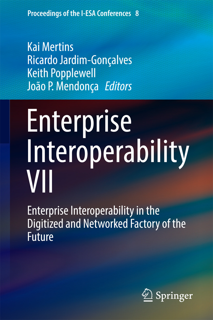 Jardim-Gonçalves, Ricardo - Enterprise Interoperability VII, ebook